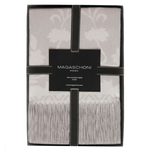 Magaschoni 100/% Cashmere Throw