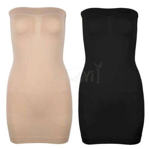 Plus Women Body Shaper Corset Girdle Underwear Tummy Control Shapewear Dress