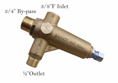Hochdruckreiniger INTERPUMP K5 Serie Entlader Ventile
