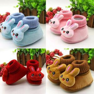Toddler-Baby-Boy-Girl-Trainers-Crib-Pram-Shoes-Prewalker-Sneaker-Booties-AU