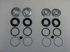 2 x Dichtsatz/Bremssattelüberholsatz hinten für Mercedes W114/115 mit ATE-Bremse