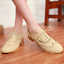 Brogue-Women-Retro-Lace-Up-Wing-Tip-Oxford-College-Style-Flat-Causal-Shoes-E609 thumbnail 2