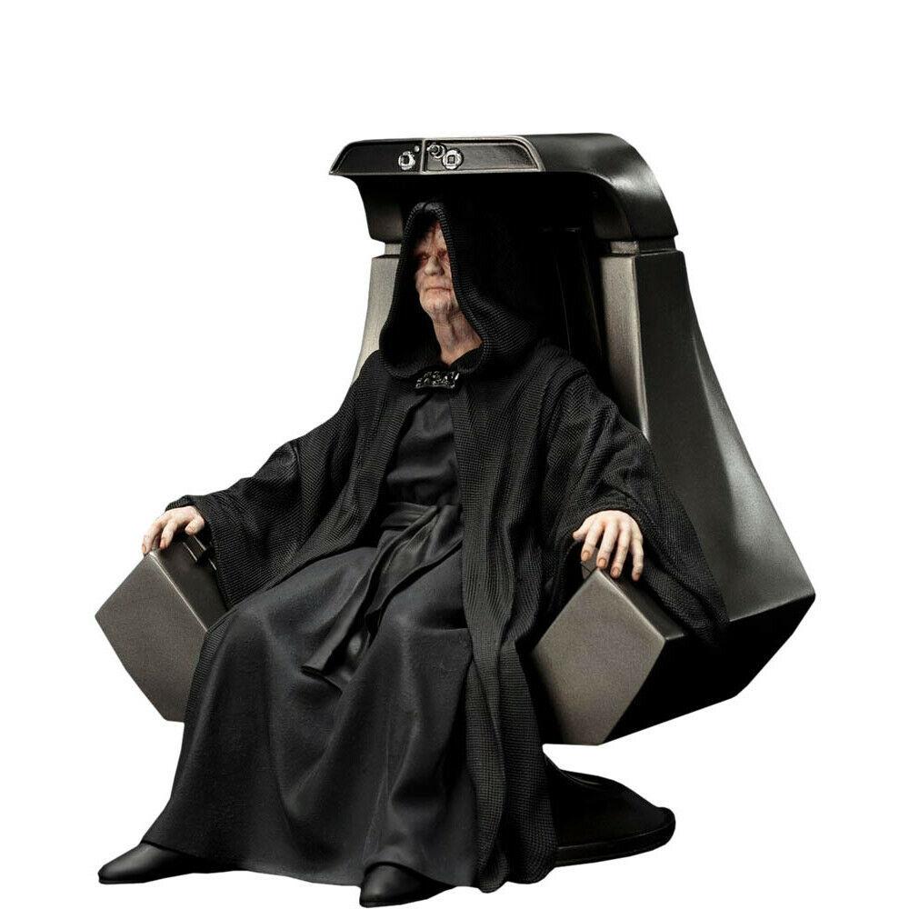 Star Wars Artfx+ Statue 1 10 Empereur Palpatine Darth Sidious 15cm Kotobukiya