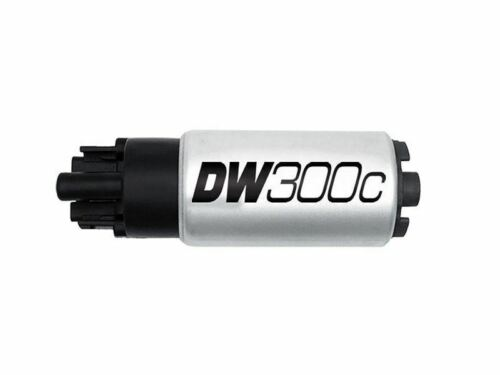 DeatschWerks DW300c 340 LPH Fuel Pump 06-11 /& 12-15 Civic Si 9-307-1008