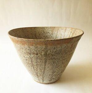 Vintage-Mid-Century-Modern-1960-039-s-1970-039-s-Studio-Pottery-Decorative-Vessel-Vase