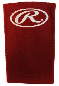 RAWLINGS-YOUTH-BASEBALL-WRIST-GUARD-MODEL-GUARDWY-RED