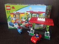 LEGO Duplo Octan Tankstelle mit Shop - Set 6171 - komplett + Ovp - TOP!