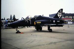 Hawker-Siddeley-Hawk-T-1-C-N-062-312062-Royal-Air-Force-XX226-Kodachrome-SLIDE