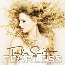 TAYLOR SWIFT Fearless CD Fifteen Love Story Big Machine Records 2008
