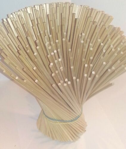 "50 x Traditional square edge  Quality Candy Floss Sticks 11/"" FIRST CLASS"