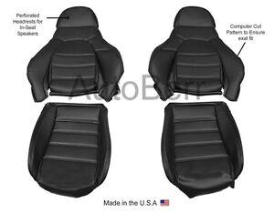 Image Is Loading Mazda Miata 1990 1997 Premium Replacement Leather Seat