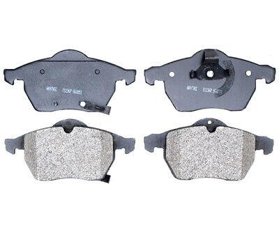 Raybestos SGD1083M Service Grade Semi-Metallic Disc Brake Pad Set