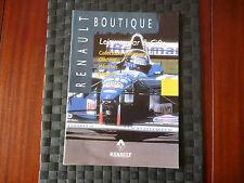 Renault Boutique leisurewear & Regalos catalogue-miniatures, ropa, Relojes