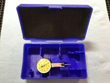 Brown Amp Sharpe 7031 2 Bestest Dial Indicator 0005 Jeweled Swiss Made