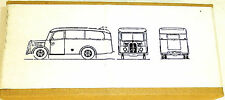 Z12 Saurer LC2 CBD Weismetallbausatz Bausatz Kleinserie H0 1:87 OVP å √