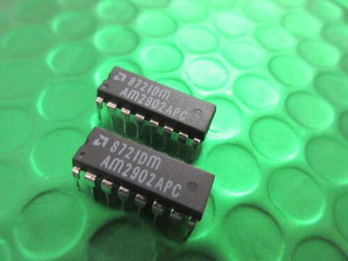 AMD 4-BIT Look-Ahead Carry Generatore ** 2 per ogni vendita ** £ 1.85 EA ** AM2902APC