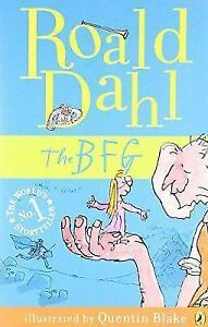 bfg big friendly giant book