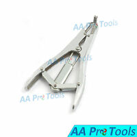 Aa Pro: Elastrator Castrating Plier Rubber Ring Applicator Steel