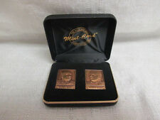 1995 Grant Hill Jason Kidd Basketball Highland Mint Bronze Mini Mint Card Set