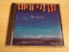 CD / PAUL McCARTNEY - OFF THE GROUND