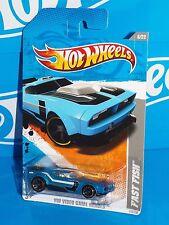 Hot Wheels 2011 Video Game Heroes Series #228 Fast Fish Blue