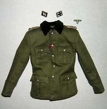 DID 1/6th Scale WW2 German Officer's Dress Tunic - Peiper