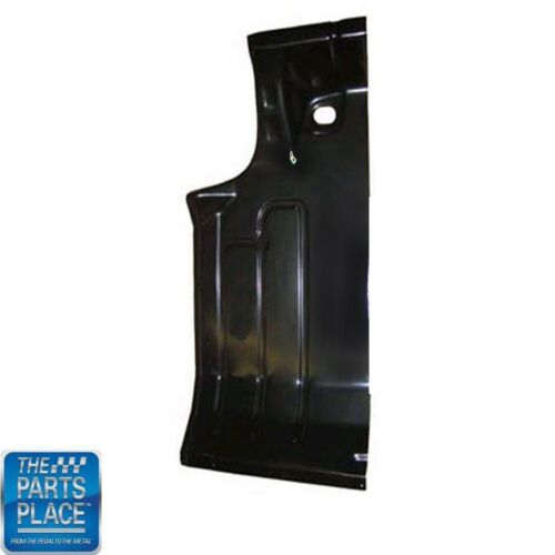 1964-67 GM A Body Cars Trunk Floor Section Left Hand