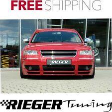 Rieger ABS Fits VW Passat 3Bg Front Spoiler Lip 24031