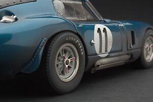 Cours Skateboard Exoto 1965 Cobra Daytona Le Mans 1:18 # rlg18011bflp