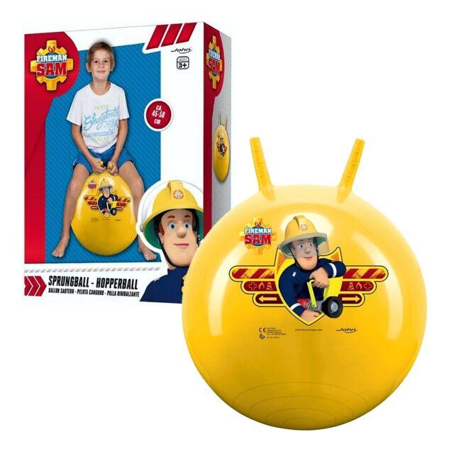 Ballon Sauteur | Sam Le Pompier | 45 - 50 cm | Activités de Plein Air | Ball