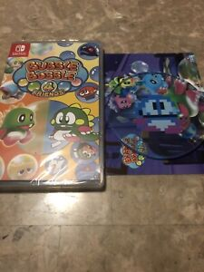Bubble-Bobble-4-Friends-Switch-SLG-1228-2500-Fast-Free-Shipping-In-A-Box