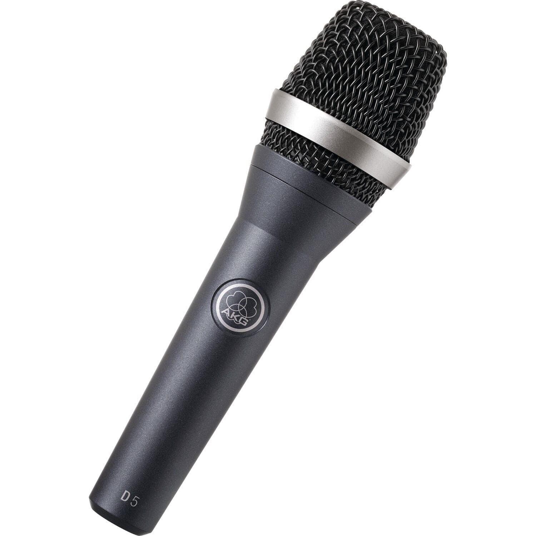 AKG D5C Professional Dynamic Vocal Microphone