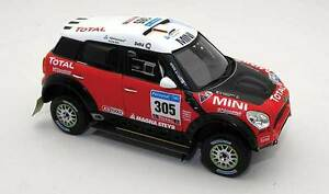 TrueScale-TSM114351-Mini-Countryman-All4-305-Chicherit-2011-Dakar-Resin-1-43