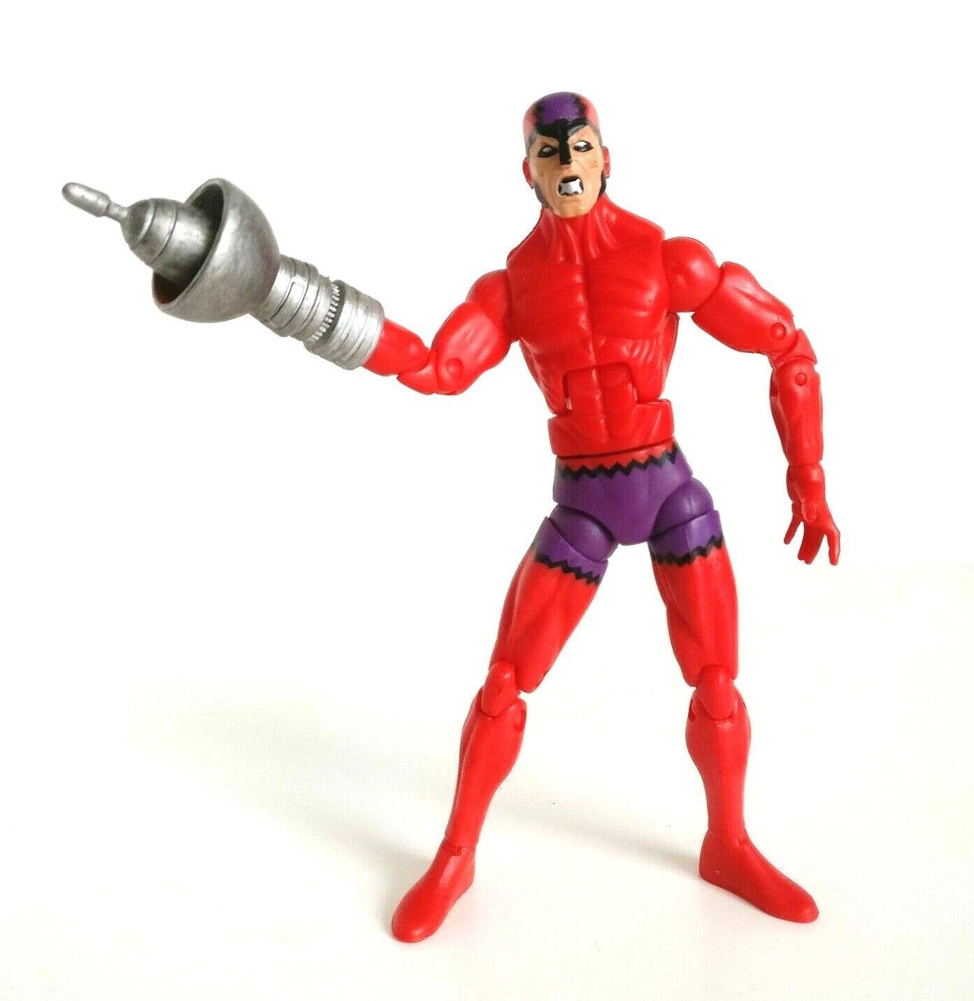 Marvel Legends Klaw Action Figure 2012 Terrax Series - Rare