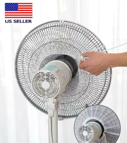 2 Electric Fan Protection Cover// Box Fan Cover// Anti-pinch Cover//Dust proof// 2pk