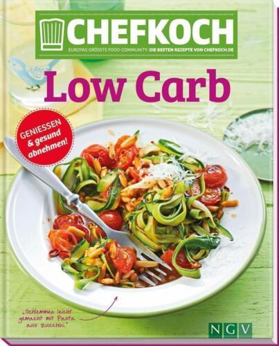 1 von 1 - Chefkoch Low Carb (2016, Gebundene Ausgabe)