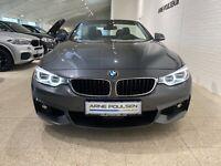 BMW 435i 3,0 Cabriolet aut.,  2-dørs