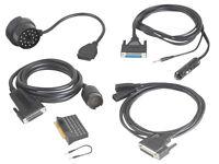 3421-75 European Obd1 & Obd2 Cable Set Otc Genisys & Evo Cornwell Tech/force