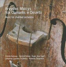 Vox Clamantis in Deserto, New Music