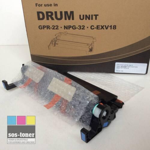 kompatibel zu C-EXV 18 1020 Trommel-Einheit Canon IR 1018 1022 1024
