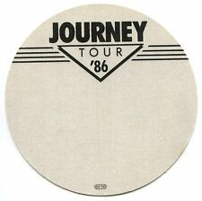 JOURNEY 1986 Raised On Radio Tour Backstage Pass!!! Original stage OTTO