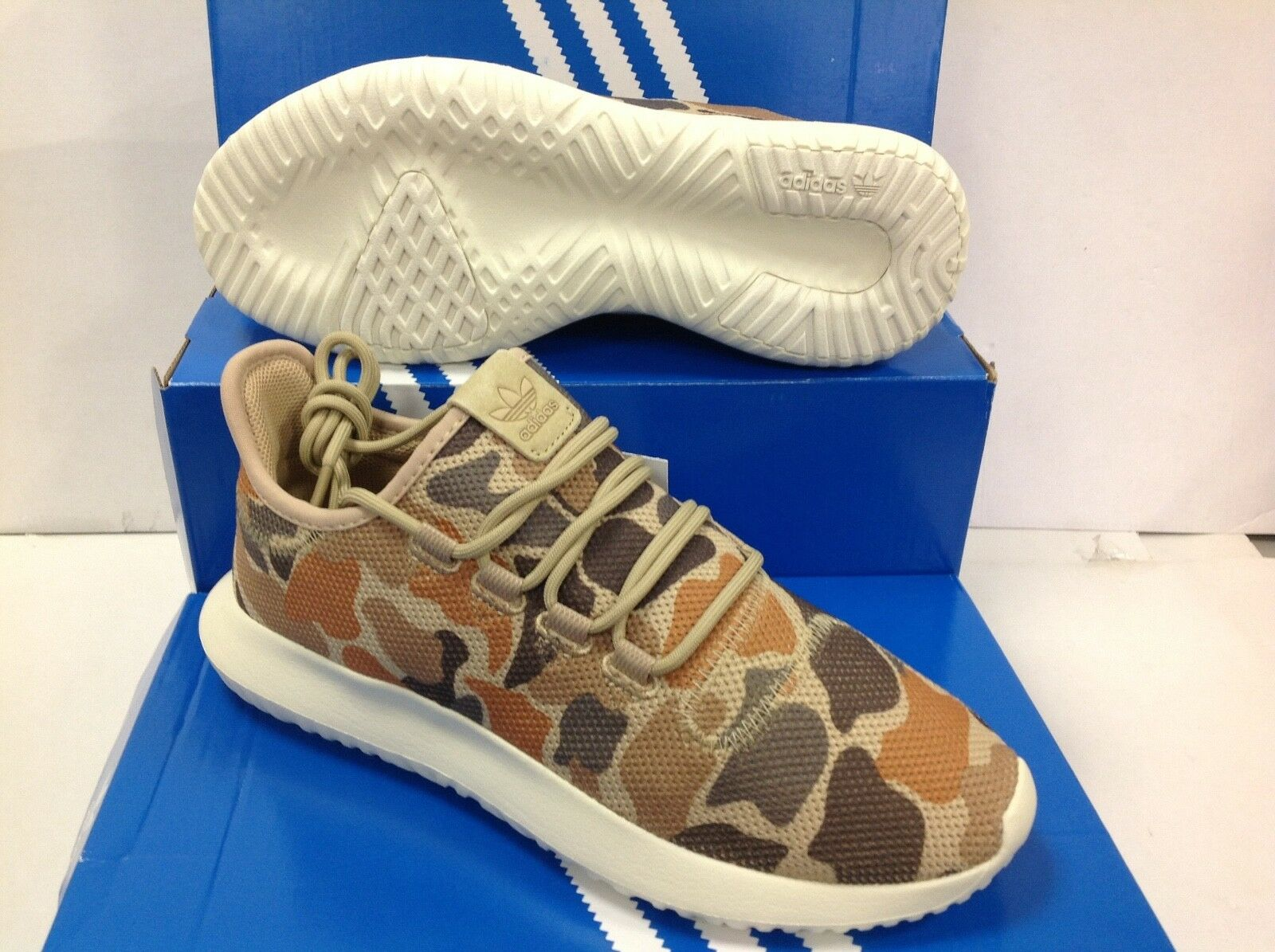 ADIDAS Originals CP8684 Tubular Shadow  Herren Trainers Schuhes, Größe UK 9 / EU 43