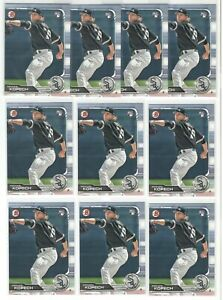 x30-MICHAEL-KOPECH-2019-Bowman-Baseball-Rookie-Card-RC-Logo-lot-set-White-Sox-75