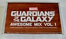 Guardians Of The Galaxy Awesome Mix Vol 1  NEW Sealed Cassette Tape !