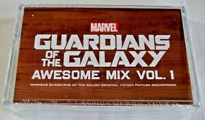 Guardians-Of-The-Galaxy-Awesome-Mix-Vol-1-NEW-Sealed-Cassette-Tape