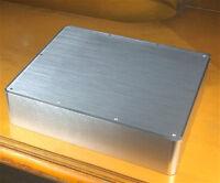 BZ3809 Full Aluminum Enclosure / AMP case/power amplifier box/ chassis PSU BOX