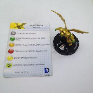 WizKids HeroClix Trinity War Parademon #012 NM