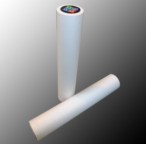 91m 610 Roll Of Ritrama P200 Paper Transfer Application App Tape For Sign Vinyl*