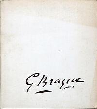 Georges Braque. Das Lithographische Werk; Galerie Wünsche,1971-Limited Edition