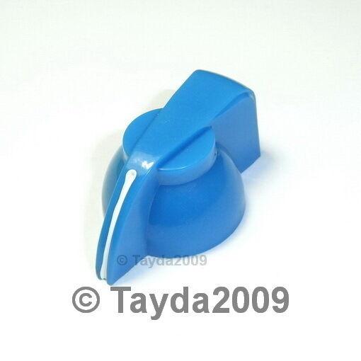 2 x Chicken Head Blue Knob - High Quality - FREE SHIPPING